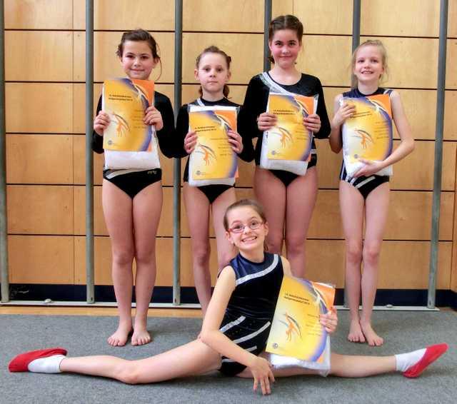 Altersklasse 9 und 10 Jahre beim Hofgartenpokal 2013
