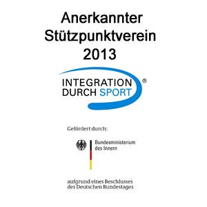 Stützpunkverein 2013