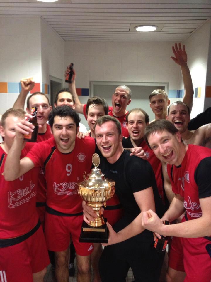 Handball Unterfrankenpokal 2013